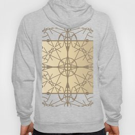 Chic Deco Gilded Filigree Hoody