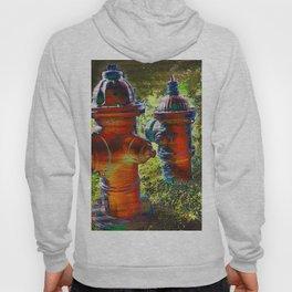 Fire hydrant art vs 3 Hoody