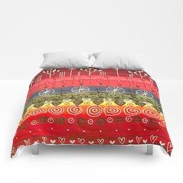 Striped Pattern Comforters