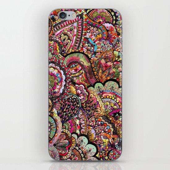 Her Hair - Les Fleur Edition iPhone & iPod Skin