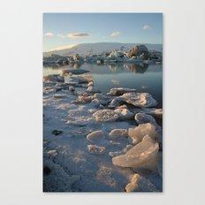 Iceland Canvas Print
