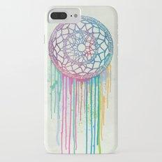 Watercolor Dream Catcher Slim Case iPhone 7 Plus