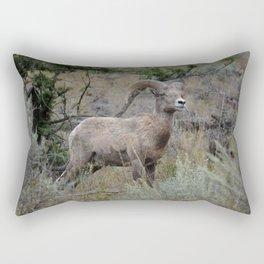 Wake Up Sheeple Rectangular Pillow