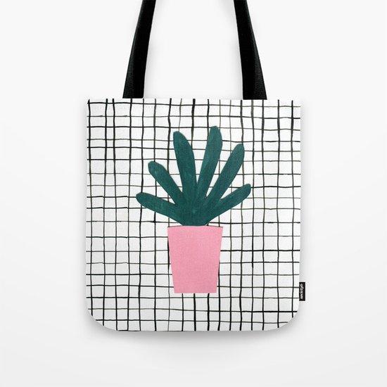 Plant Pot Tote Bag