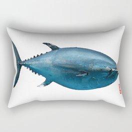 Toro Sushi Tuna Rectangular Pillow