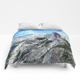 Half Dome View Comforters