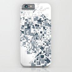 Broken and pixels  iPhone 6s Slim Case