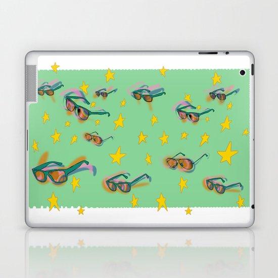 summer stamp Laptop & iPad Skin