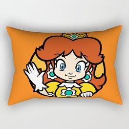 Princess of Sarasaland Rectangular Pillow