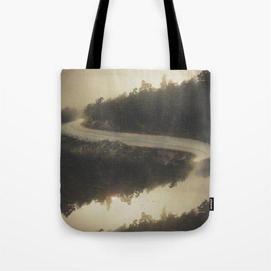 Road of life Tote Bag