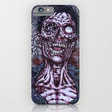 Black Flies Slim Case iPhone 6s