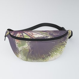 Palm Top Fanny Pack