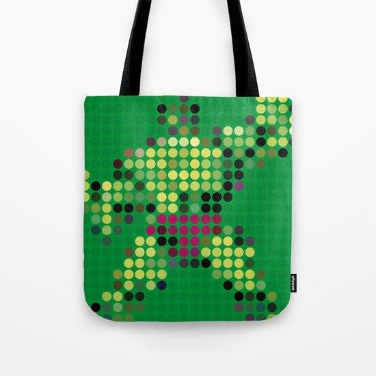 Mr Green 1 Tote Bag