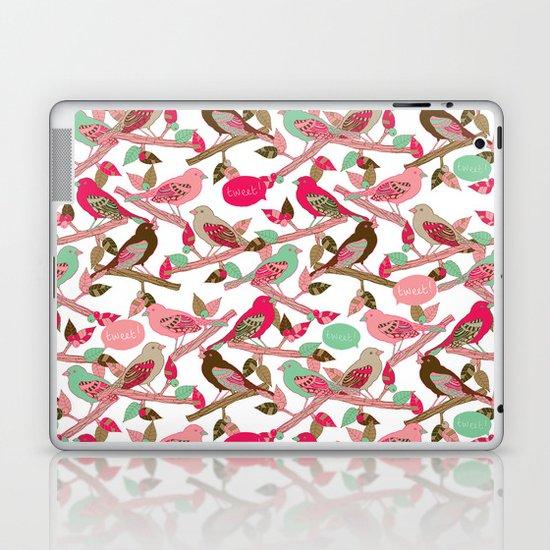 Tweet! Laptop & iPad Skin