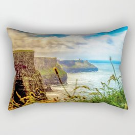 Cliffs of Moher (2) Rectangular Pillow