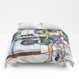 Space Wash Comforters
