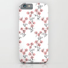 X Flowers iPhone 6s Slim Case