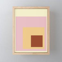 Color Ensemble No. 2 Framed Mini Art Print