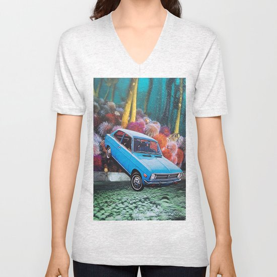 I want to see movies of my dreams Unisex V-Neck