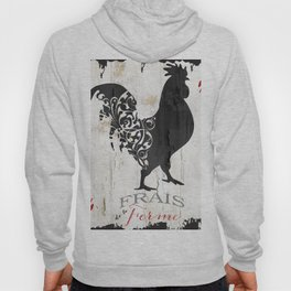 French Farms Rooster Hoody