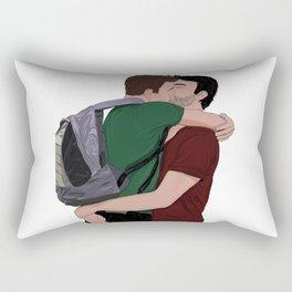 pick me up Rectangular Pillow