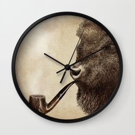 Big Smoke Wall Clock