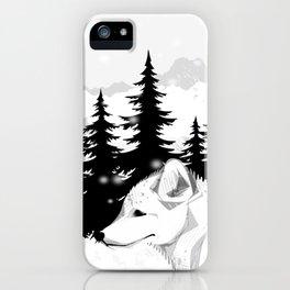 Arctic Animals - Arctic Tundra iPhone Case