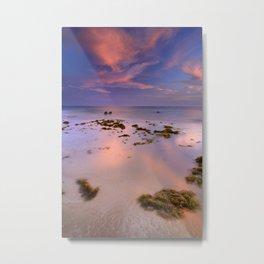 """Bolonia beach III"" Metal Print"