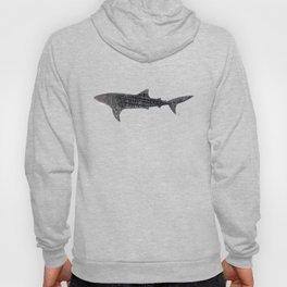 Whale shark Rhincodon typus Hoody