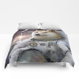 Very Astronaut Comforters