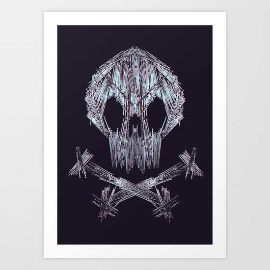Piracy Art Print
