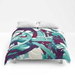 Crank Cogs Machine Comforters