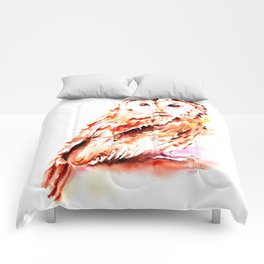 Strix aluco Comforters