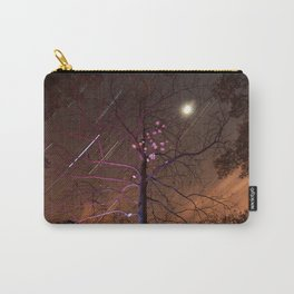 Venus and Jupiter Rising StarTrails Carry-All Pouch