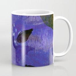 Watercolor Purple Mirage Coffee Mug