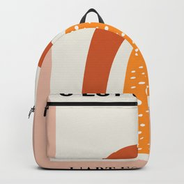 What Is Art - Version 01 Backpack