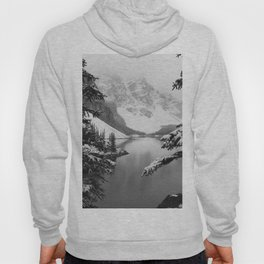 The View (Black and White) Hoody