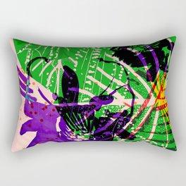 Tropical Mist Rectangular Pillow