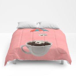 Cautious Sugar Cube Comforters
