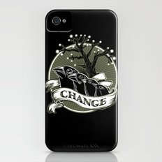 Darwin's Finches Slim Case iPhone (4, 4s)