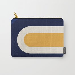 Pastel Sea pattern Carry-All Pouch