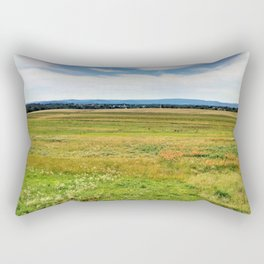 The ever endless horizon Rectangular Pillow