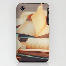 Books iPhone (3g, 3gs) Slim Case