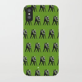 Green Dr No iPhone Case