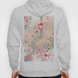Botanical Fragrances in Blush Cloud Hoody