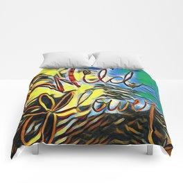 Wildflower Comforters