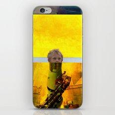 start the boy iPhone & iPod Skin