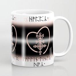 Viking - Happy Valentines Day  Coffee Mug