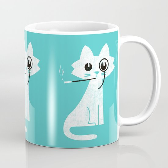 Mark - Aristo-Cat Mug