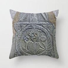 Symbolism Throw Pillow